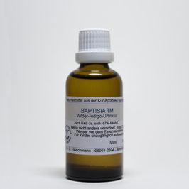 Baptisia tinctoria TM – Wilder-Indigo-Urtinktur