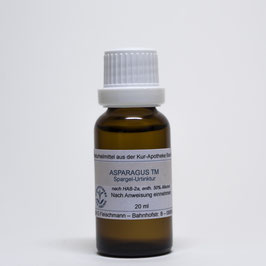 Asparagus TM – Spargel-Urtinktur