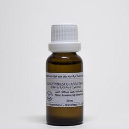 Glycyrrhiza glabra TM=D1 – Süßholzwurzel-Urtinktur