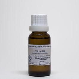 Thuja occidentalis TM – Lebensbaumspitzen-Urtinktur
