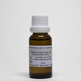 Symphytum e rad. TM – Beinwellwurzel-Urtinktur