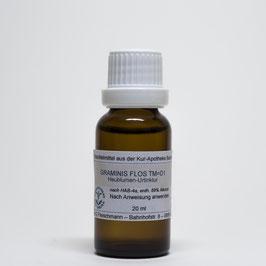 Graminis flos TM=D1 – Heublumen-Urtinktur