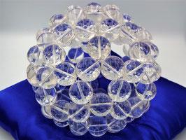 商品番号1005 水晶 幾何学キューブ タイプC 14㎜