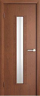 Модель D-01 (со  стеклом), межкомнатная дверь.