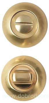 Завертка сантехническая Bussare WC-10 S. Gold