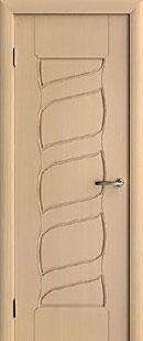 """Модель """"Бриз"""" (без стекла), дверь межкомнатная."""