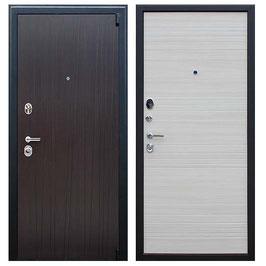 """""""NEXT-2"""", входная дверь, оттенок внутренней панели - """"акация светлая поперечная"""""""