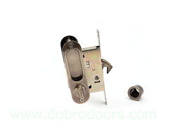 Комплект дверных ручек для дверей-купе Archie A-K 01/02-V2AB