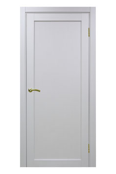 Дверь межкомнатная 501.1, цвет - белый