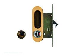 Комплект дверных ручек для дверей-купе Archie A-K 01/02-V2II