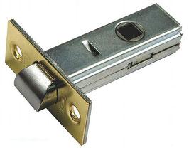 Защелка врезная межкомнатная Bussare L6-45 S. Gold