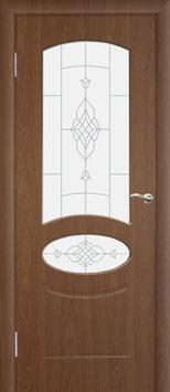 """Модель """"Византия"""" (со стеклом), дверь межкомнатная."""