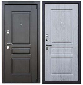 """""""ГЕРМЕС NEW"""", входная дверь, оттенок внутренней панели - """"сосна белая"""""""