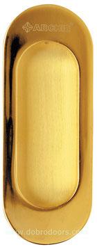 Комплект дверных ручек для дверей-купе Archie A-K02-V02