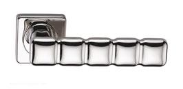 Комплект дверных ручек Sillur C202 P.CHROME