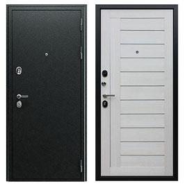 """""""СОЛО"""", входная дверь, оттенок внутренней панели - """"лиственница белая"""""""
