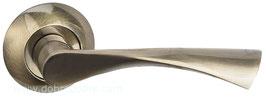 Комплект дверных ручек Bussare Classico A-01-10 Ant. Bronze