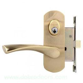 Комплект дверных ручек Archie T111-X11I-V1