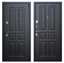 """""""АТЛАНТ"""", входная дверь, оттенок внутренней панели - """"венге"""""""