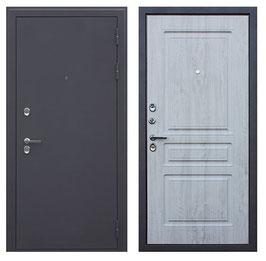 """""""СИБИРЬ ЗК"""", входная дверь, оттенок внутренней панели - """"сосна белая"""""""