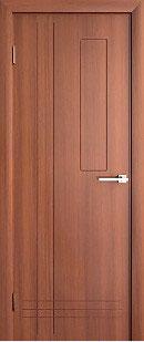 Модель D-07 (без стекла), межкомнатная дверь.
