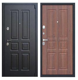 """""""АТЛАНТ"""", входная дверь, оттенок внутренней панели - """"орех бренди"""""""