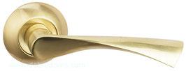 Комплект дверных ручек Classico A-01-10 S. Gold