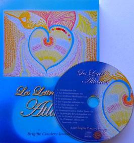Livre & CD Les Lettres Atlantes