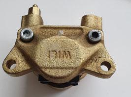 Bremssattel WILI für Kutschen inkl. Beläge -klein