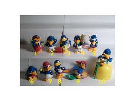 Die Bingo Birds 1996