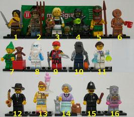 . Lego Minifiguren .  Serie 11