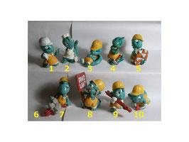 Die Dapsy Dinos 1995