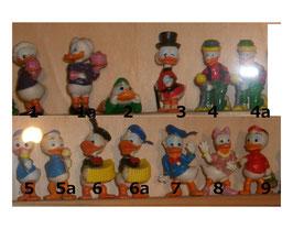 Donalds flotte Familie 1987