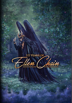 eBook: 10 Years of Ellen Chain - Artbook