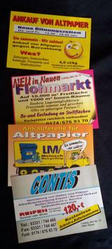 Flyer, Handzettel DIN A5