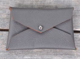 Porte-Carte  灰色 haiiro  made in Bordeaux