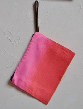 Pochette Textile  oren'ji