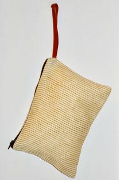 Pochette Textile  黄金 ougon'
