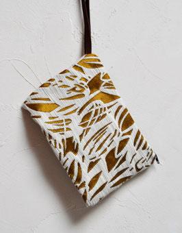 Pochette Textile 絹糸 kinuito