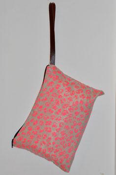 Pochette Textile 桜色 sakurairo