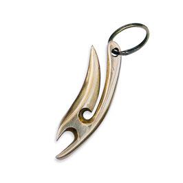fish hook keyring