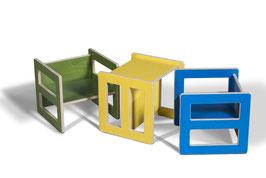 Wendehocker, 6 Farben wählbar