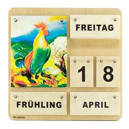 """Kalender """"Vier Jahreszeiten"""""""
