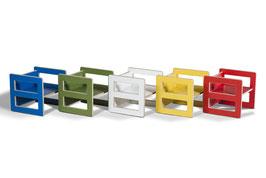 Wendehocker | 6 Farben