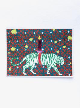 Tiger grün
