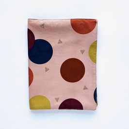 Wickeltasche dots/triangel