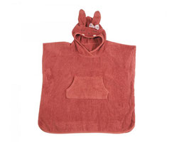 Badeponcho Hase rost