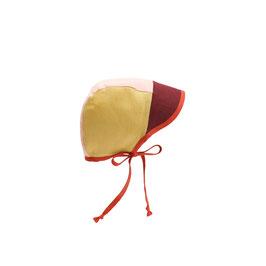 Leinen Bonnet mit Schirm dreamer