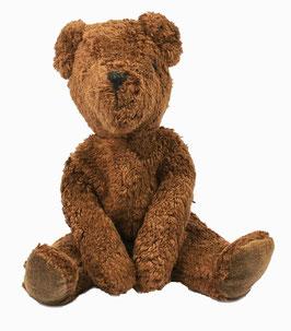 Kuscheltier Bär braun klein
