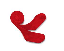 Strumpfhose vrai rouge